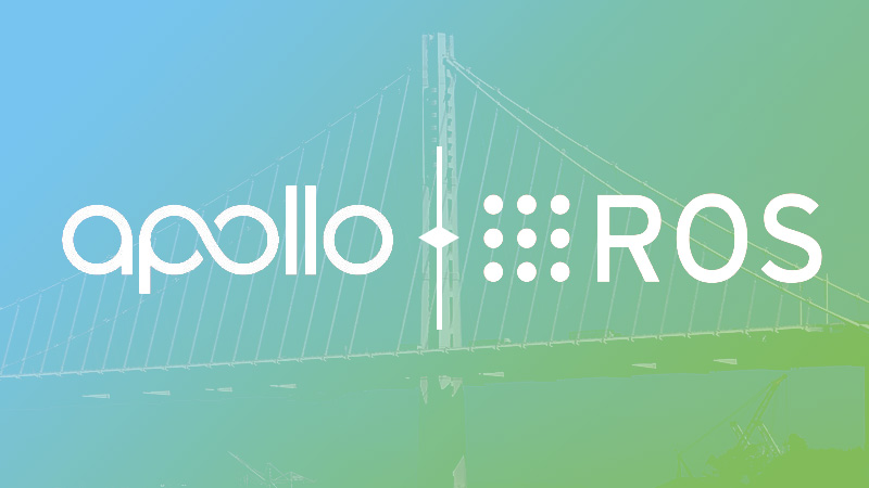 Apollo-ROS Bridge, created by Auro